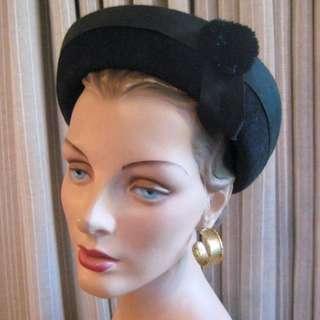 60年代古董帽