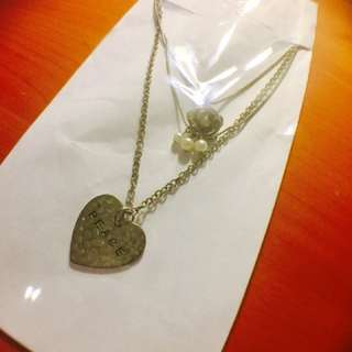 Kalung 3 in 1 FOREVER 21
