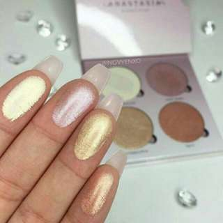 Anastasia Glow Kit READ DESCRIPTION