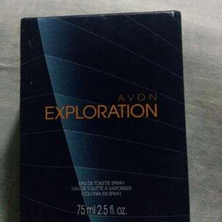 Avon Exploration Men's Perfume