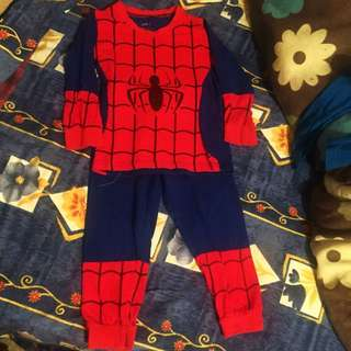 Spiderman pjs