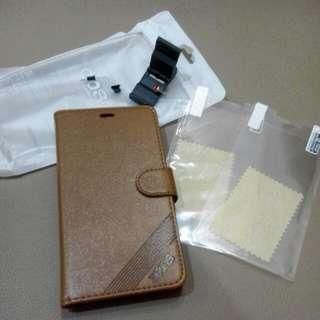 HONGMI NOTE 4X TRUE LEATHER PHONE CASE