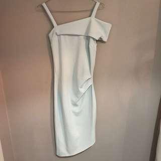 Bec and Bridge Seafoam Dress