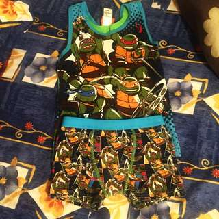 Ninja Turtles Pjs