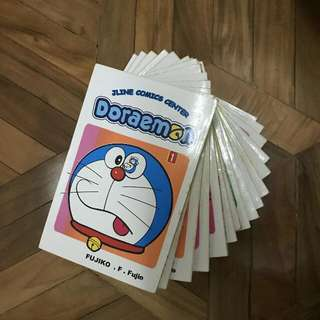 Doraemon Uncomplete Series