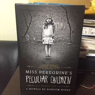 Miss Peregrine Books