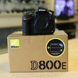 Canon d800 new
