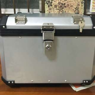 42l Aluminium Top Box w/ Backrest *PREORDER*