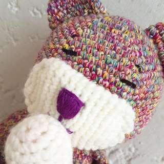 Crochet Amineko LARGE