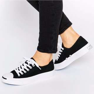 Converse Jack Purcell Black