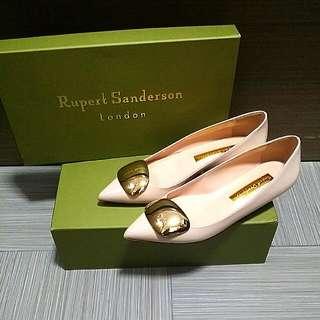 (全新) Rupert Sanderson 尖頭鞋