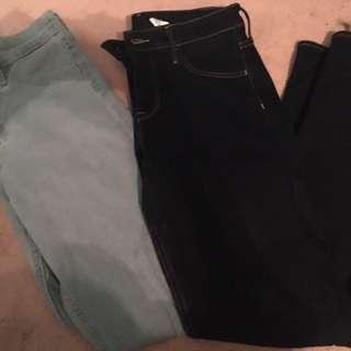 H N M Skinny Jeans