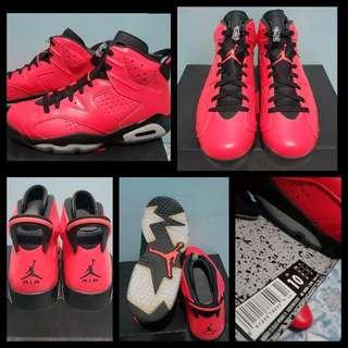 Jordan 6 Toro
