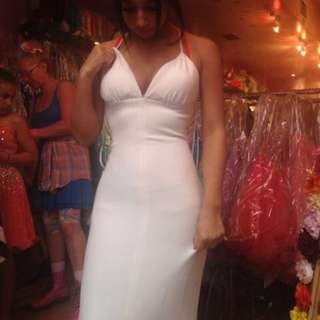 Originals White prom Or Wedding Dress