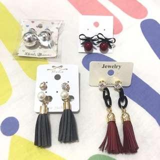 新韓國耳環