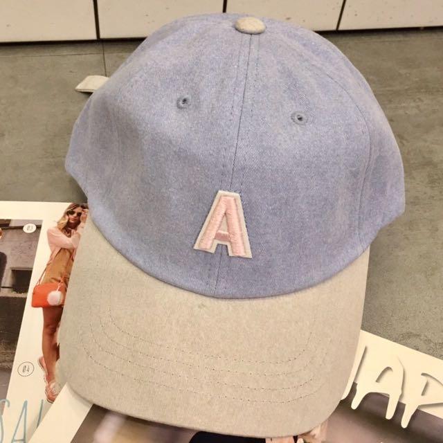 🇰🇷正韓字母棒球帽