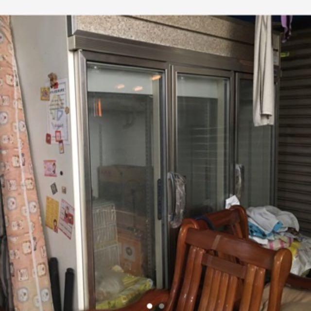 三門商用大冰箱