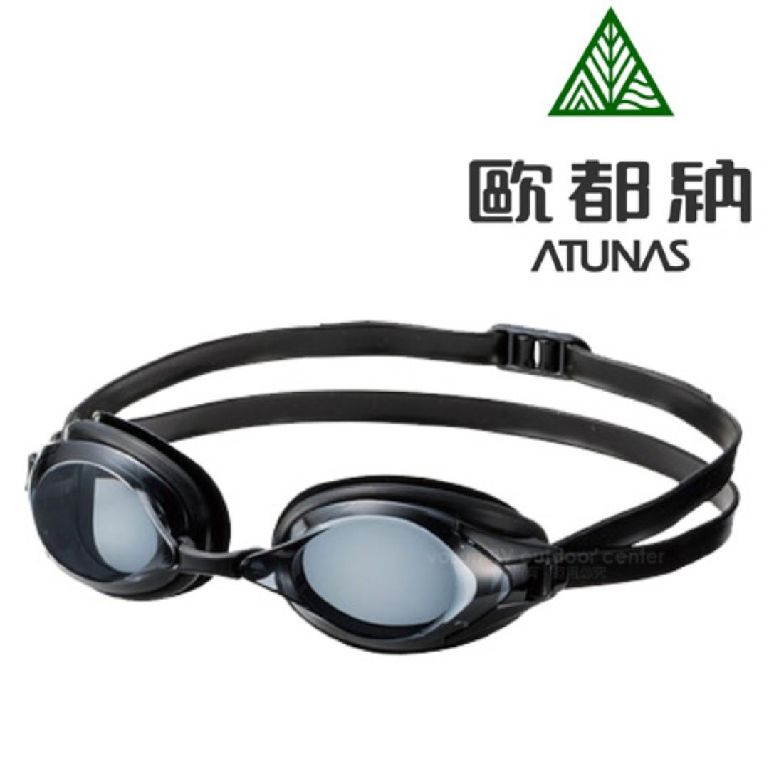 【日本 SWANS】日本製 暢銷款 防霧抗UV易調式度數型成人泳鏡/蛙鏡(250~800度).泛舟溯溪水上活動.泳裝_黑 FO-X1