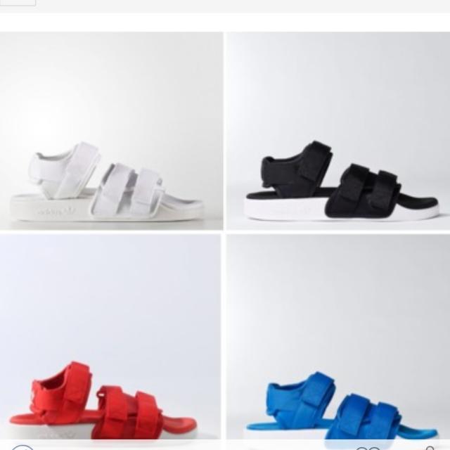 adidas ADI-LETTE SANDAL #我有涼鞋要賣