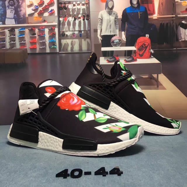more photos eec15 f34e5 ADIDAS NMD HUMAN RACE x OFF WHITE