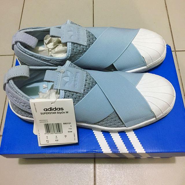 Blue Baby Adidas Slipon Baby Superstar Adidas Adidas Superstar Slipon Superstar Blue ED2eWIH9Y