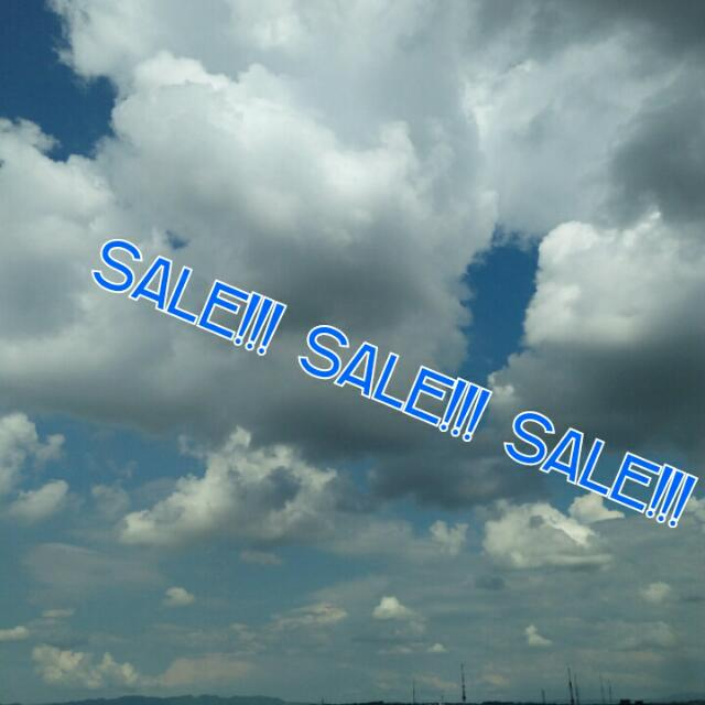 All Items On Sale!!!