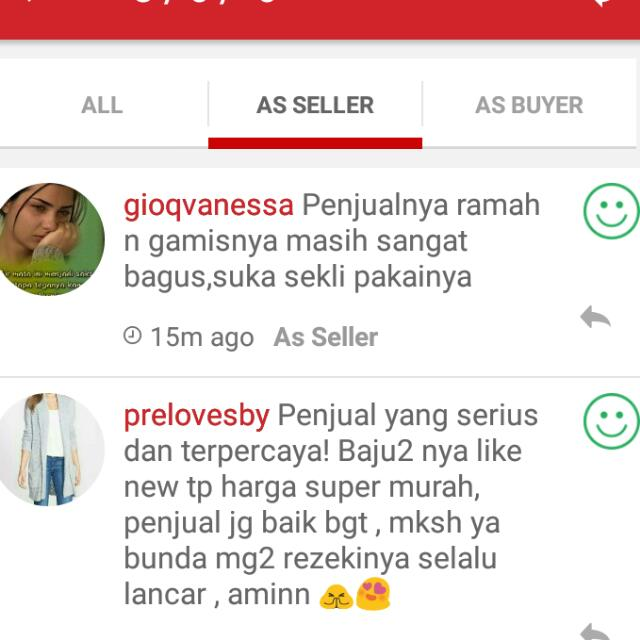 Another Positive Feedback,. Happy Customer😇