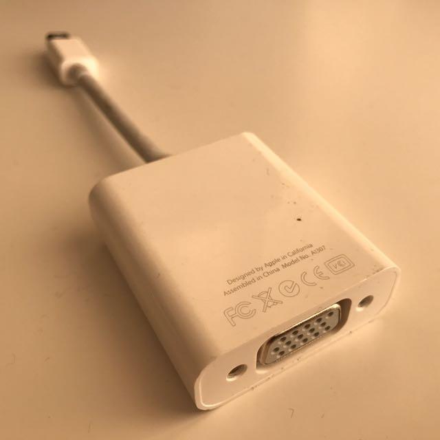 Apple VGA To DisplayPort