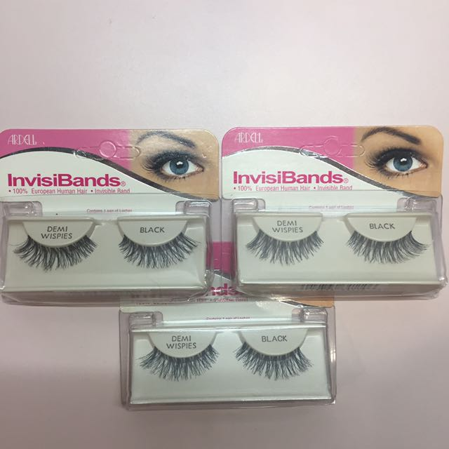 5879a65f297 Ardell False Lashes Demi Wispies 3 Pairs, Health & Beauty, Makeup on ...