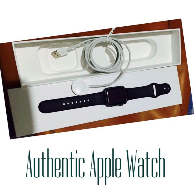 Authentic Apple watch