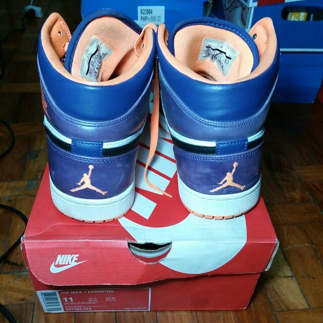 AUTHENTIC Jordan 1 Suns
