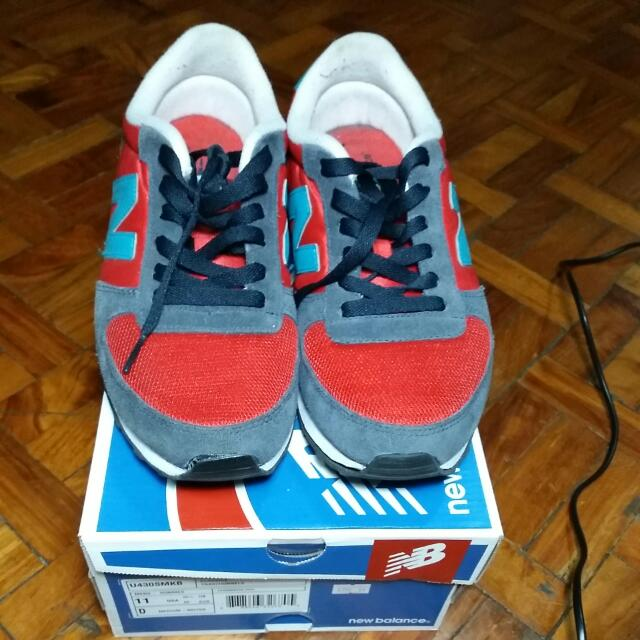 AUTHENTIC NEW BALANCE 430 RED