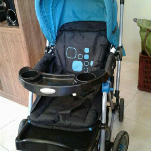 Baby 1st 3-Way Stroller with Rocking Feature