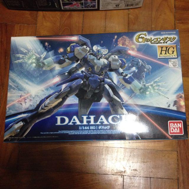 Bandai Gundam Dahack