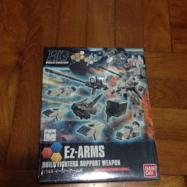 Bandai Gundam EZ Arms