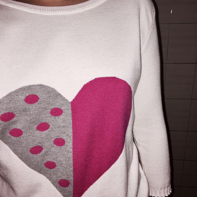 Bayo, Heart Sweater 💗✨