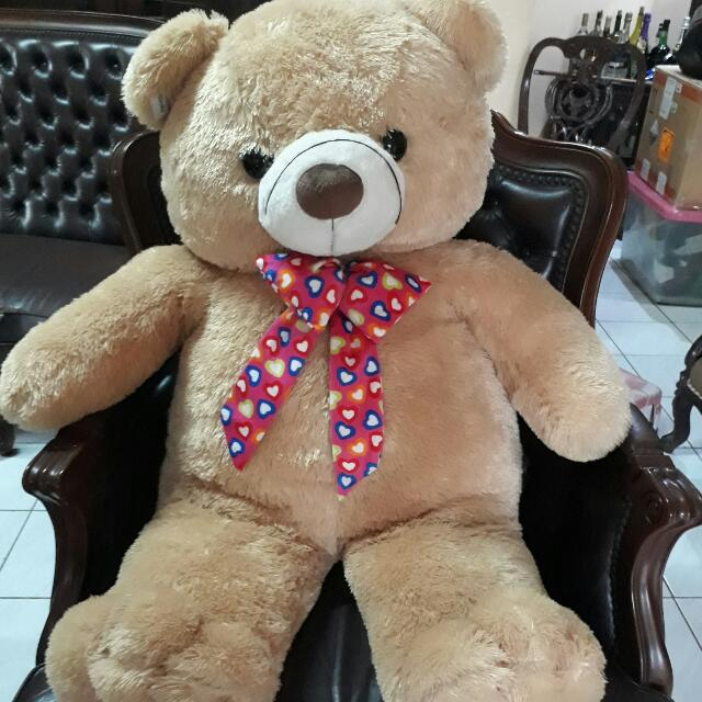 boneka big teddy bear