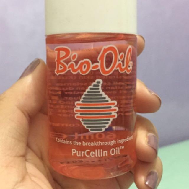 Bio Oil Penghilang Luka