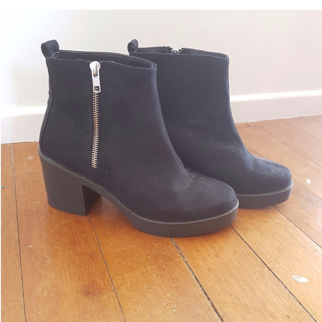 Black Boots for Sale
