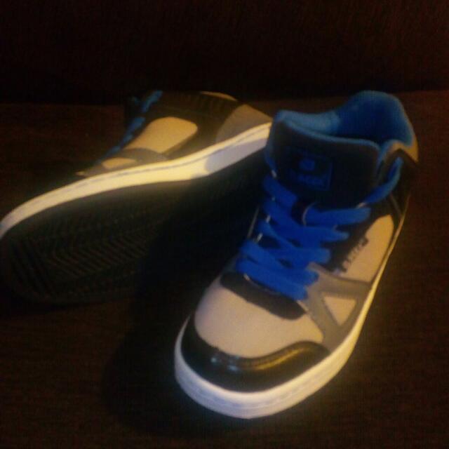 Brand Is Seek Shoes