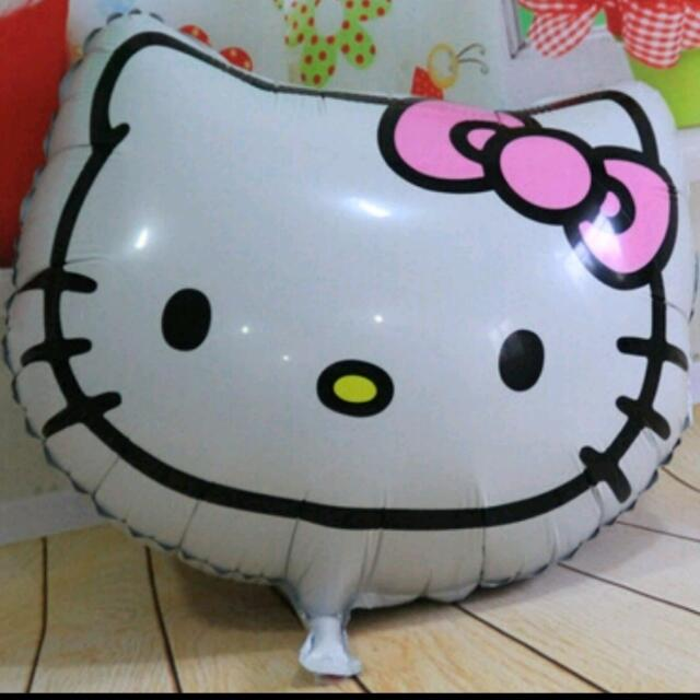 Brand New Hello Kitty Cat Balloons For Birthday Party Decoration