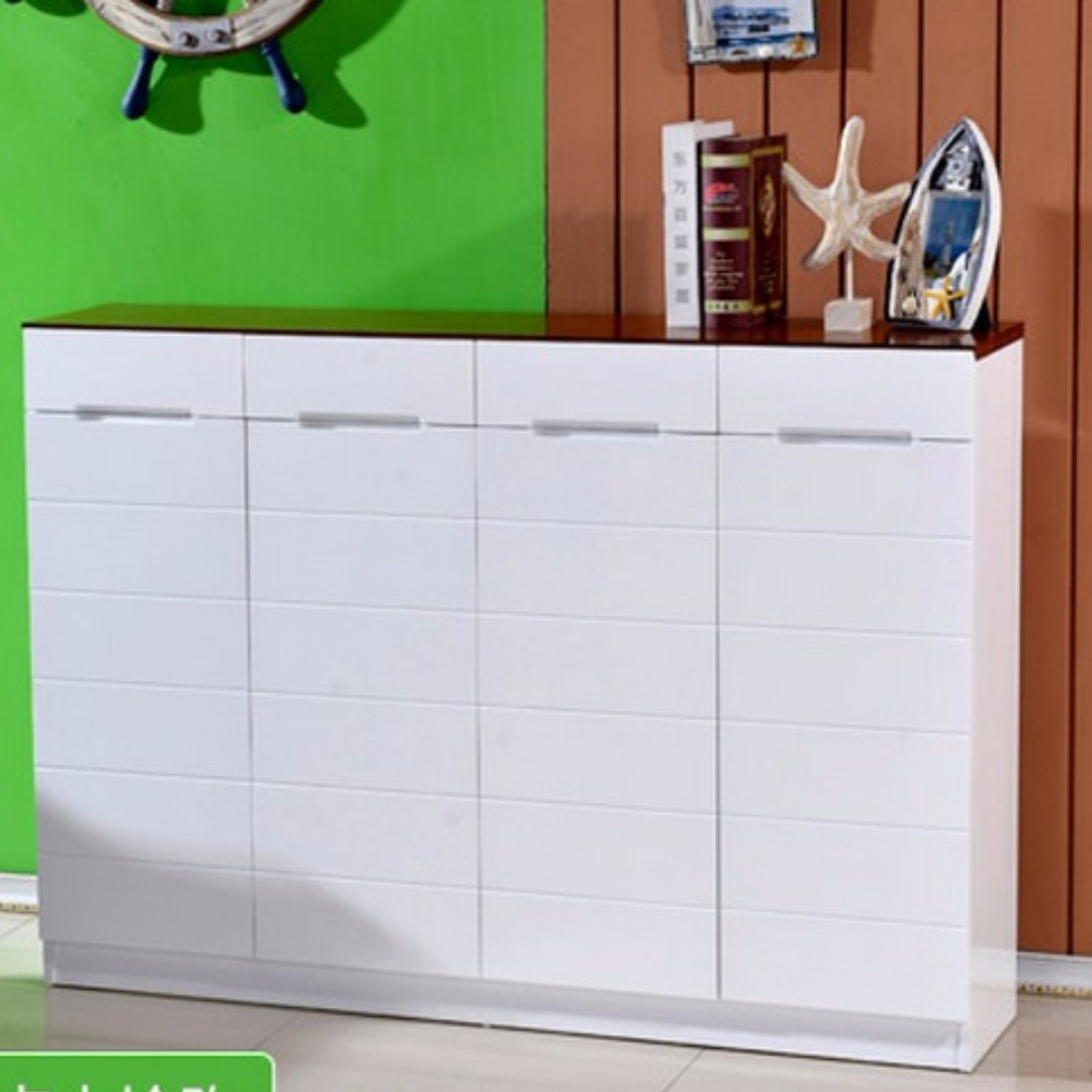 Brand new modern design shoes cabinet for sale