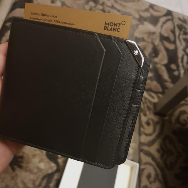 Brand New MONTBLANC Wallet. Authentic
