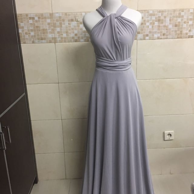 Bridesmaid Dress Party Gown