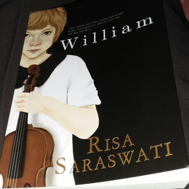 Buku-buku Karya Risa Saraswati