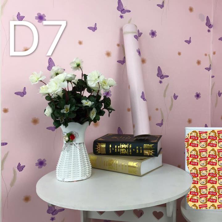Butterfly Self Adhesive Wallpaper