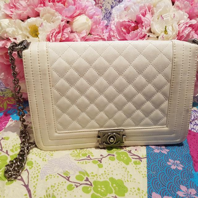 Chanel White Replica