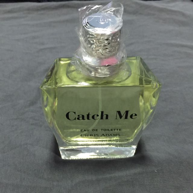 (CHRIS ADAMS) Catch Me Perfume For Men