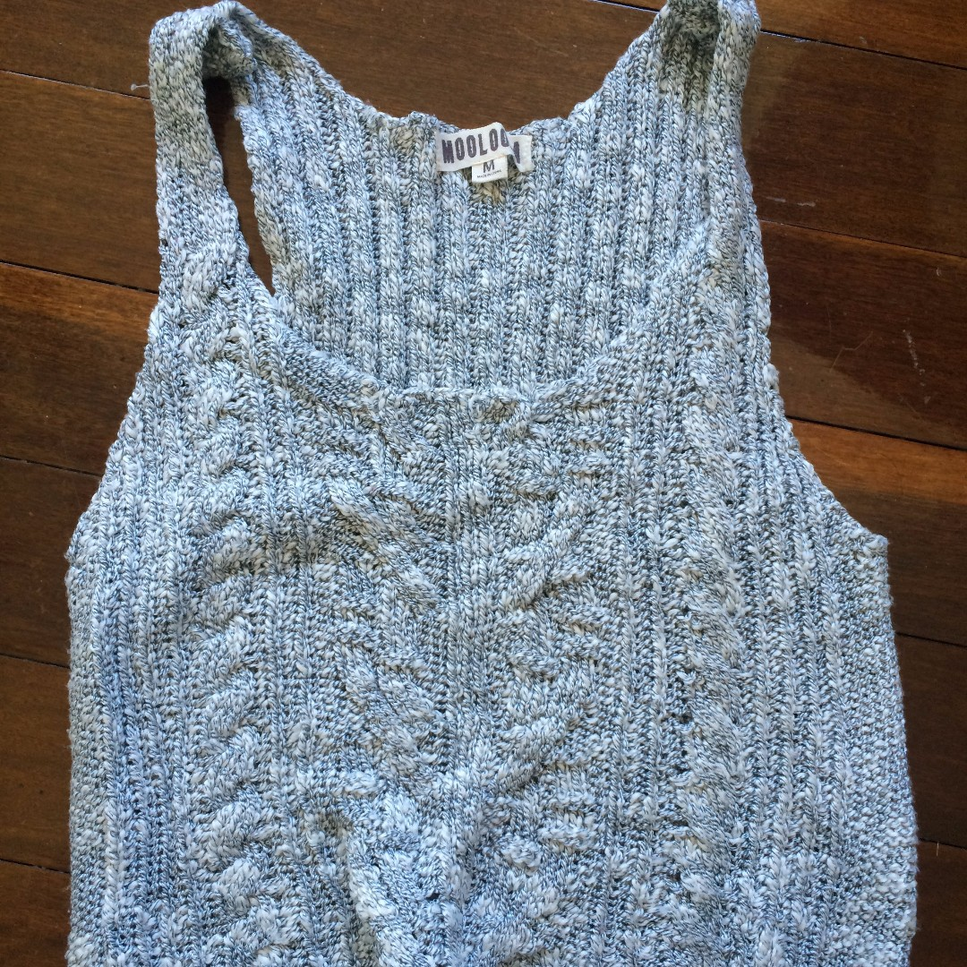 CITY BEACH - Wool Top