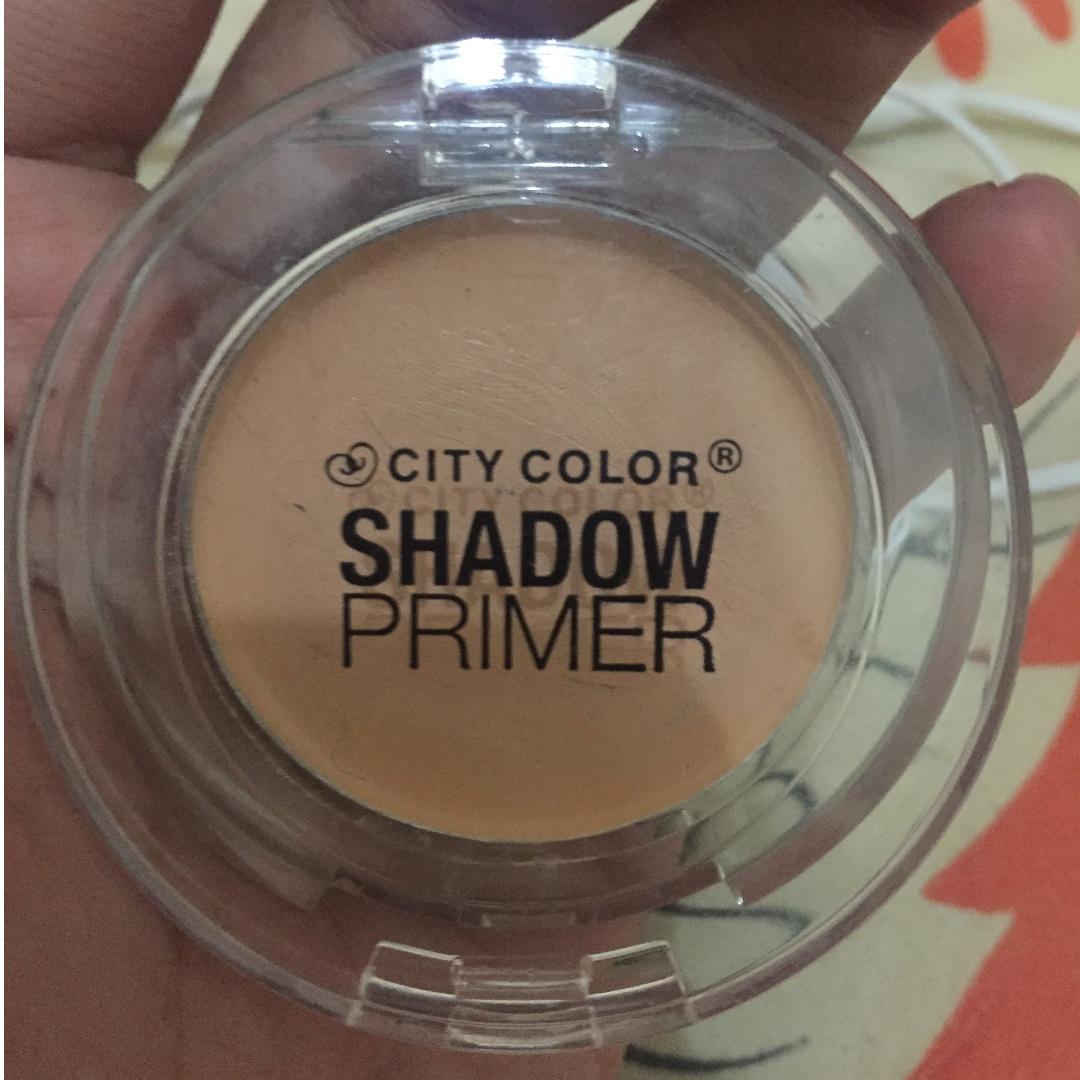 City Color Shadow Primer